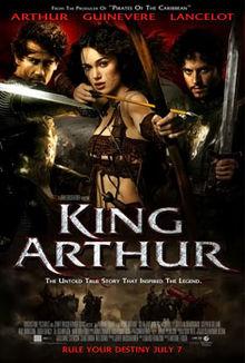 poster King Arthur (2004)
