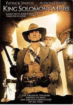 poster King Solomon's Mines (2004)