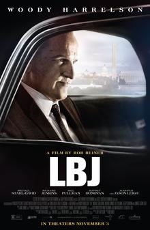 poster LBJ (2016)