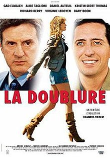 poster La Doublure (2006)