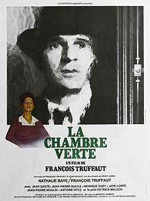 poster La chambre verte (1978)