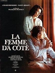 poster La femme d'a cote (1981)