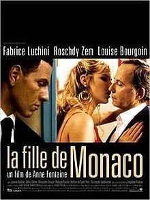 poster La fille de Monaco (2008)