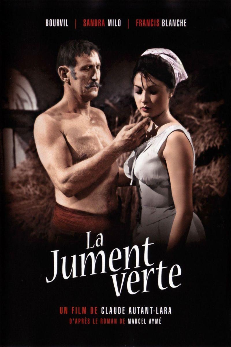 poster La jument verte (1959)