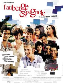 poster L'auberge espagnole (2002)