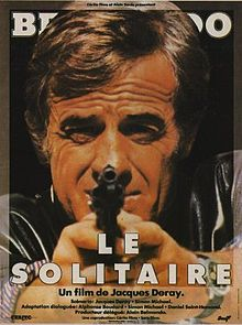 poster Le solitaire - The Loner (1987)