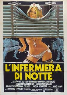 poster L'infermiera di notte (1979)