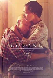 poster Loving (2016)