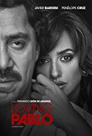 poster Loving Pablo (2017)