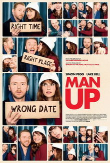 poster Man Up (2015)