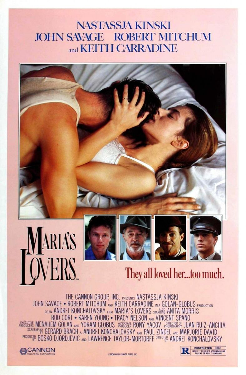 poster Maria's Lovers (1984)