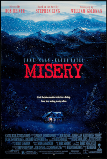 poster Misery (1990)