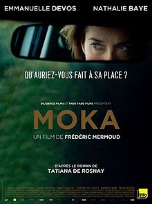 poster Moka (2016)
