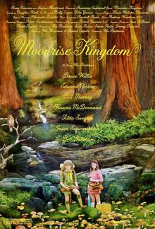 poster Moonrise Kingdom (2012)