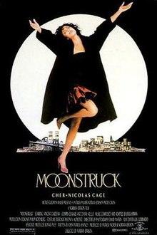 poster Moonstruck (1987)