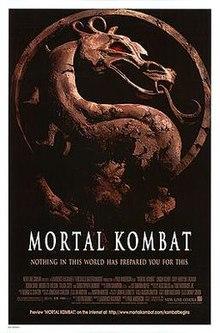 poster Mortal Kombat (1995)
