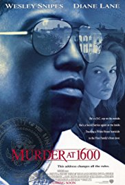 poster Murder at 1600 (1997)