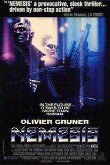poster Nemesis (1992)