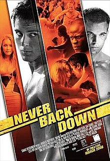poster Never Back Down (2008)