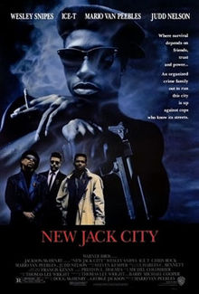 poster New Jack City (1991)
