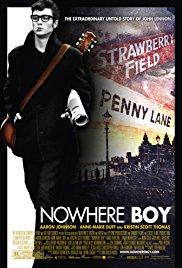 poster Nowhere Boy (2009)