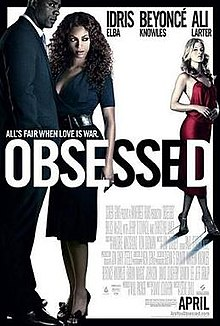 poster Obsessed (2009)