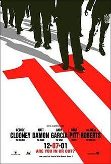 poster Ocean's Eleven (2001)