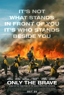 poster Only the Brave (2017)
