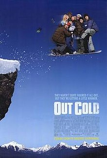 poster Out Cold (2001)
