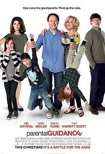 poster Parental Guidance (2012)
