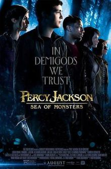 poster Percy Jackson Sea of Monsters (2013)