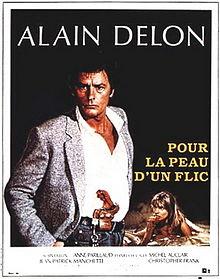 poster Pour la peau d'un flic - For a Cop's Hide (1981)