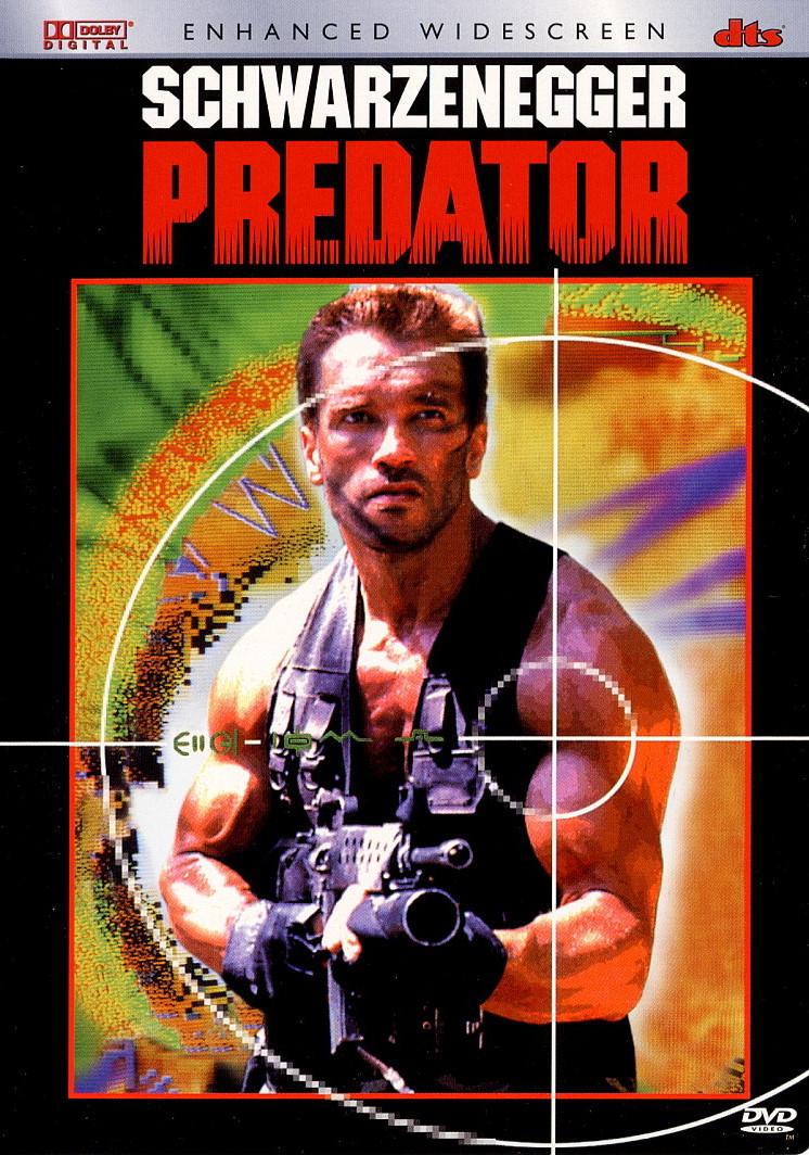 poster Predator (1987)
