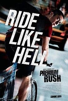 poster Premium Rush (2012)