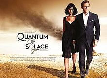 poster Quantum of Solace (2008)