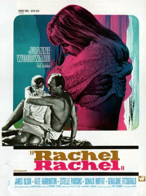 poster Rachel Rachel (1968)