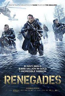 poster Renegades (2017)
