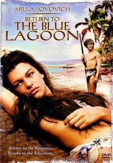 poster Return to the Blue Lagoon (1991)