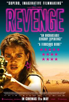 poster Revenge (2017)