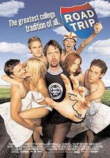 poster Road Trip (2000)