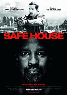 poster Safe House (2012)