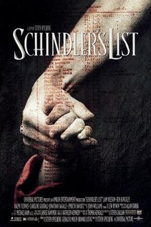 poster Schindler's List (1993)