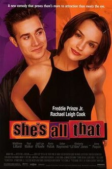poster She's All That (1999)