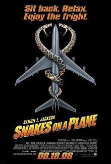 poster Snakes on a Plane (2006)