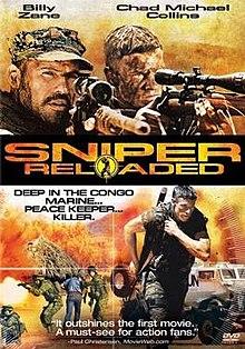 poster Sniper Reloaded (Video 2011)