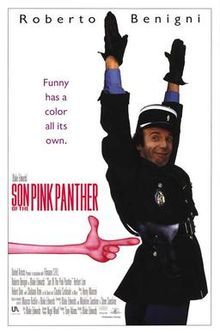 poster Son of the Pink Panther (1993)