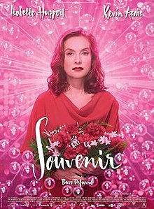 poster Souvenir (2016)