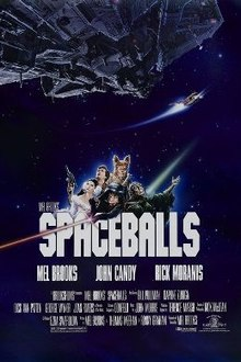 poster Spaceballs (1987)