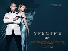 poster Spectre (2015)