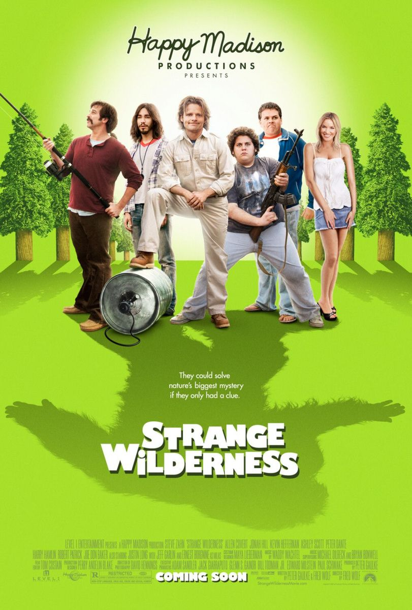 poster Strange Wilderness (2008)
